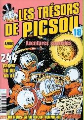 Picsou Magazine Hors-Série -18- Les trésors de Picsou - Aventures spatiales