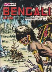 Bengali (Akim Spécial Hors-Série puis Akim Spécial puis) -69- Le faucon rouge