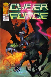 Cyberforce (Semic) -6- Cyberforce 6