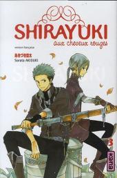 Shirayuki aux cheveux rouges -3- Tome 3