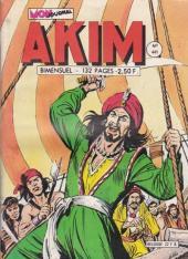Akim (1re série) -441- La lagune bleue