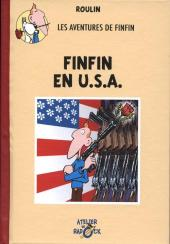 Radock III -3- Les Aventures de Finfin - Finfin en U.S.A.
