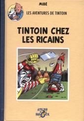 Radock III -2- Les aventures de Tintouin - Tintouin chez les ricains