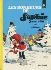 Sophie (Jidéhem) -8a- Les bonheurs de sophie 2e série