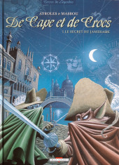De Cape et de Crocs -1b2010- Le Secret du janissaire