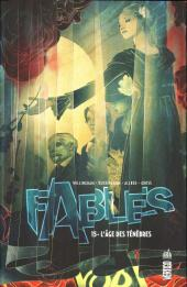 Fables (avec couverture souple) -15- L'âge des ténèbres
