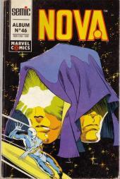 Nova (LUG - Semic) -Rec46- Album N°46 (du n°151 au n°153)
