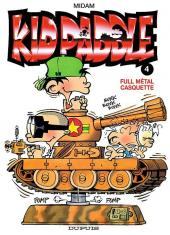 Kid Paddle -4a2010- Full métal casquette