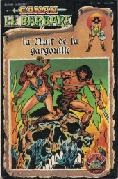 Conan le barbare (1re série - Aredit - Artima Marvel Color) -1- La nuit de la gargouille