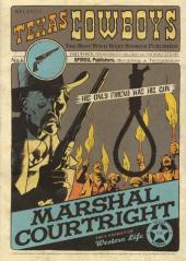 Texas Cowboys -6MR3862- Marshal Courtright