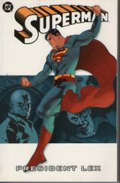 Superman (TPB) -INT- Superman: President Lex
