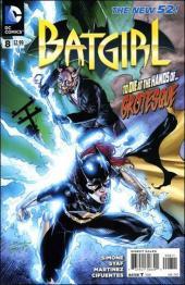 Batgirl (2011) -8- No darker shadow