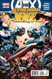 New Avengers (The) (2010) -24- AvsX