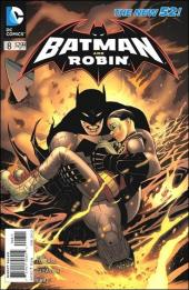 Batman and Robin (2011) -8- Born to Kill... Black Dawn