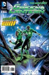 Green Lantern (2011) -8- The secret of the Indigo tribe part 2