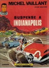 Michel Vaillant -11a1972'- Suspense à Indianapolis
