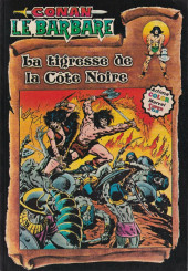 Conan le barbare (1re série - Aredit - Artima Marvel Color) -6- La tigresse de la Côte Noire