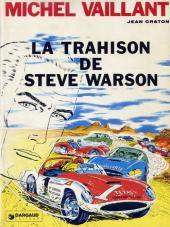 Michel Vaillant -6d1978- La trahison de Steve Warson