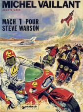 Michel Vaillant -14c1978- Mach 1 pour Steve Warson