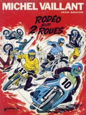 Michel Vaillant -20f1978- Rodéo sur 2 roues