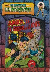 Conan le barbare (1re série - Aredit - Artima Marvel Color) -8- Amra, le seigneur des lions