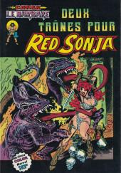 Conan le barbare (1re série - Aredit - Artima Marvel Color) -9- Deux trônes pour Red Sonja