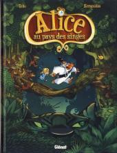 Alice au pays des singes - Tome 1