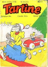 Tartine -16- Un voyage monotone