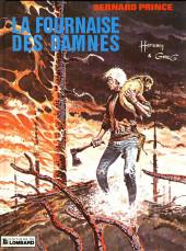 Bernard Prince -7c1985- La fournaise des damnés