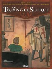 Le triangle secret -3a07- De cendre et d'or