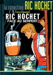 Ric Hochet - La collection (Hachette) -8- Ric Hochet face au serpent