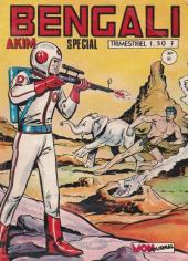 Bengali (Akim Spécial Hors-Série puis Akim Spécial puis) -37- Le démon de Katabaru