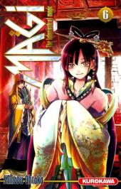 Magi (The labyrinth of magic) -6- Tome 6