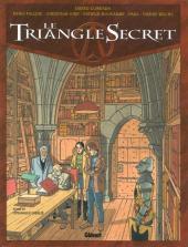 Le triangle secret -4a08- L'Évangile oublié