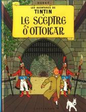 Tintin (Historique) -8C6bis- Le sceptre d'Ottokar