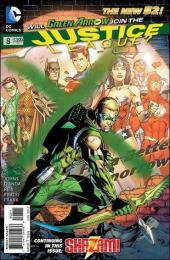 Justice League (2011) -8- Team up : Green Arrow