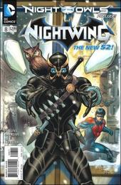 Nightwing (2011) -8- Bloodlines