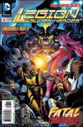 Legion of Super-Heroes (2011) -8- 1 of 5