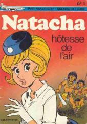 Natacha -1a1983- Hôtesse de l'air