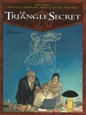 Le triangle secret -5a11- L'Infâme mensonge