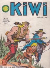 Kiwi -346- Arrêtez le capitaine Scoum