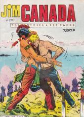 Jim Canada -278- Un bon alibi, mais...