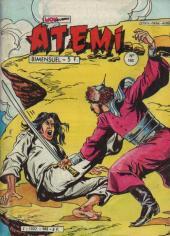 Atemi -163- Comme un chien !