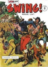 Capt'ain Swing! (1re série) -82- Trahison !