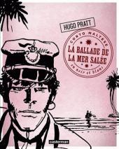Corto Maltese (2011 - En Noir et Blanc) -2- La Ballade de la Mer Salée