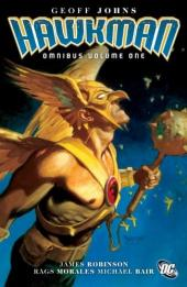 Hawkman Vol.4 (DC comics - 2002) -INT- Hawkman Omnibus vol.1