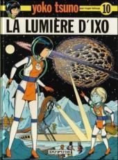 Yoko Tsuno -10b02a- La lumière d'Ixo