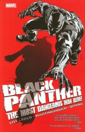 Black Panther: The Most Dangerous Man Alive! (2011) -INT01- The Kingpin of Wakanda