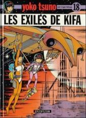 Yoko Tsuno -18b01- Les exilés de kifa