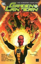Green Lantern: The Sinestro Corps War (2008)